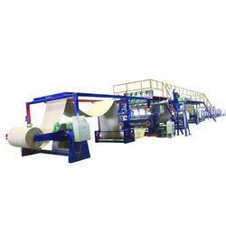 5 PLY Paper Corrugated Board Production Line