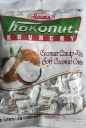 Kokonut Krunchy (Coconut Candy with coconut powder filling)