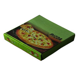 Colored Pizza Boxes