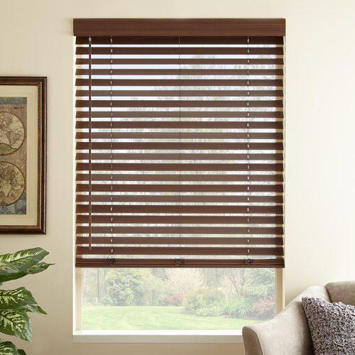 Mat Wooden Window Blinds
