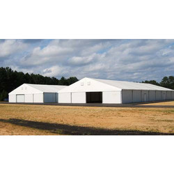 PVC And FRP Tent Structure