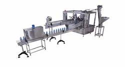 Automatic Juice Filling Machine, Capacity: 60 Bpm