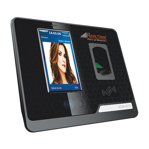 T-501F Realtime Biometric Fingerprint Scanner