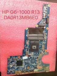 HP G6-1000  r12 Laptop Motherboard