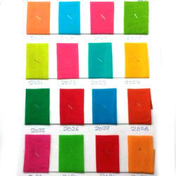 chanderi Modal Dyed Fabrics