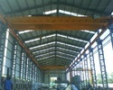 Fabricated Structure Shed