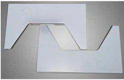 Silver Automotive Panels