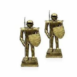 GP298 Metal Golden Warrior