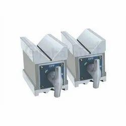 Leakproof Magnetic V Block