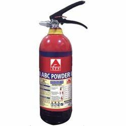 A B C Dry Powder Type ABC Powder Fire Extinguisher