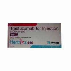 Hertraz 440mg Inj Trastuzumab