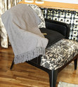 Indian Cotton Sofa Throw Cover Blanket