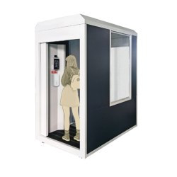 Smart Temperature Measurement Disinfection Sterilizer Tunnel
