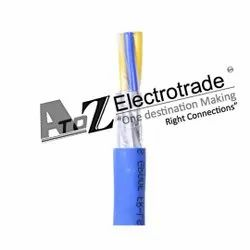 2.5 SQ MM X 4 Core Shielded Flexible FRLS Cable, For Electrical Fittings