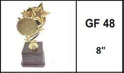 Multiple Stars Plastic Trophy