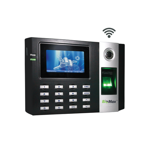 Biometric Finger Print Attendance Machine - Time Attendance System