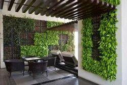 Vertical Garden Home