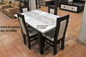 Saagwood Four Seater Dining Table