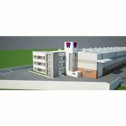 Industrial Architecture Designing Service