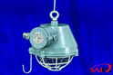 Flameproof Well Glass Light Fitting