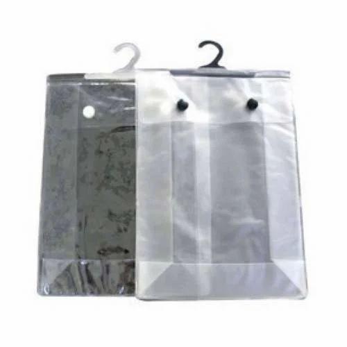 Packaging Pvc Hanger Bag