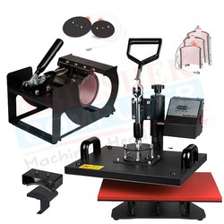 8 in 1 Combo Press Machine - Heavy