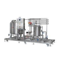 Automatic Mini Dairy Plant