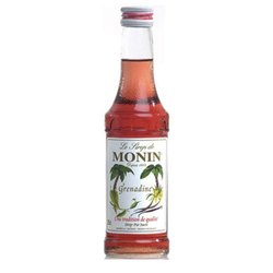 Monin Grenadine Fruit Syrups