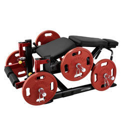 Fitness World Leg Curl Machine