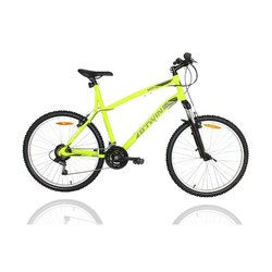BTwin Rockrider 340 Yellow Mountain Bicycle