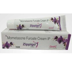 Zippigo Mometasone Furoate Cream, Prescription, Packaging Type: Tube