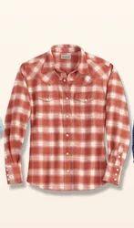 Brown Plain Shirts
