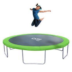 High Jumping Trampoline