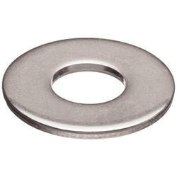 Flat Round Washer and Bolt