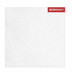 Somany T60603584 10 mm Techstone Mist Stone Floor Tile, Size: 600 x 600 mm