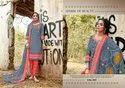 Kia Soft Cotton Bandhej Fancy Print Dress Material Catalog