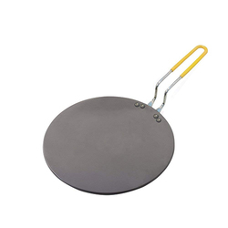 Wondercraft Hard Anodized Roti Tawa, 25cm