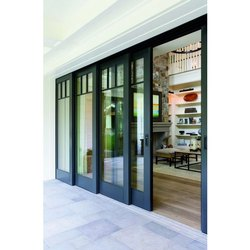Aluminium Glass Sliding Door for Home