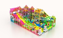 Soft Play System - Little Fun World