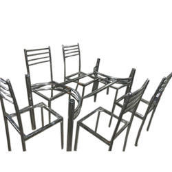 Steel Dining Table Chair Frame