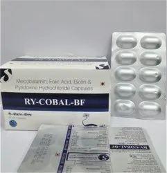 Mecobalamin 1500 Mcg Folic Acid 5 Mg Biotin 5 Mg Pyridoxine