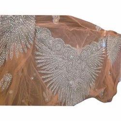 Designer Net Blouse Fabric