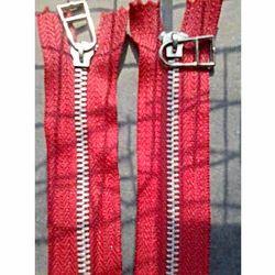 Metal Nickel Zipper