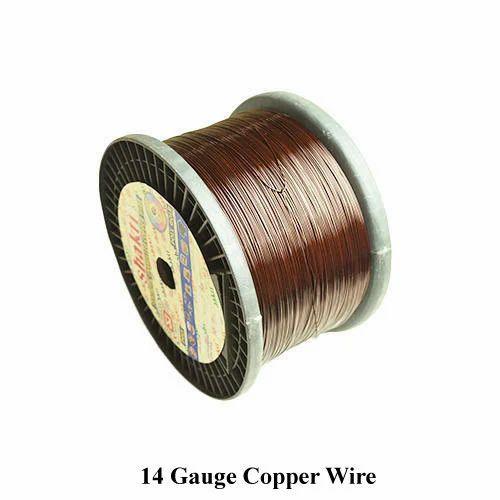14 Gauge Copper Wire