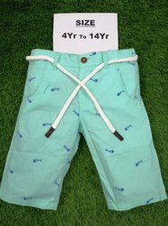Printed Capri For Kids
