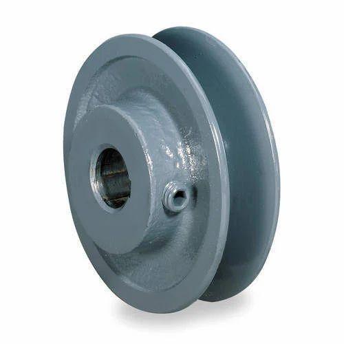 Industrial V-Belt Pulley