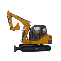 Excavator & Backhoe Loaders