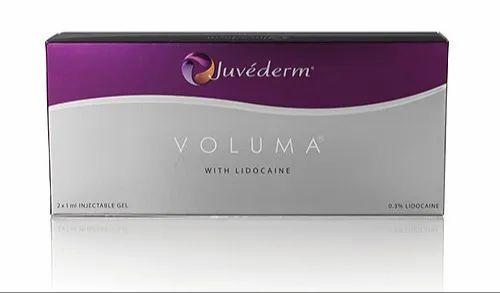 Juvederm Voluma Dermal Filler For Professional