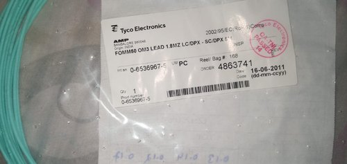 Fiber Patch Cord SC LC OM3 DX