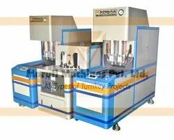Semi Auto Blow Molding Machine
